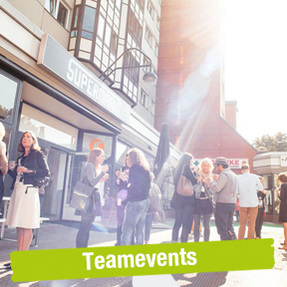 Firmenevents, unvergessliche Corporate Events, Teamevents