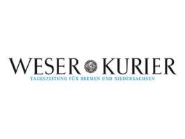 Pausenkicker auf der Messe des LSVB im Weser Kurier
