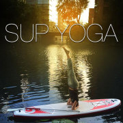 Pausenkicker SUP Yoga