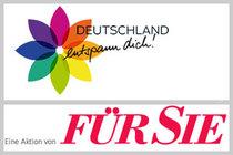 Pausenkicker Partner, Deutschland entspann Dich, Zeitschrift Für Sie