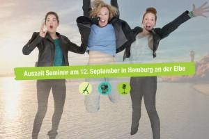 Pausenkicker Auszeit Seminar am 12. September an der Elbe