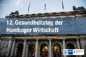 Pausenkicker auf dem 12. GEsundheitstag der Hamburger Wirtschaft